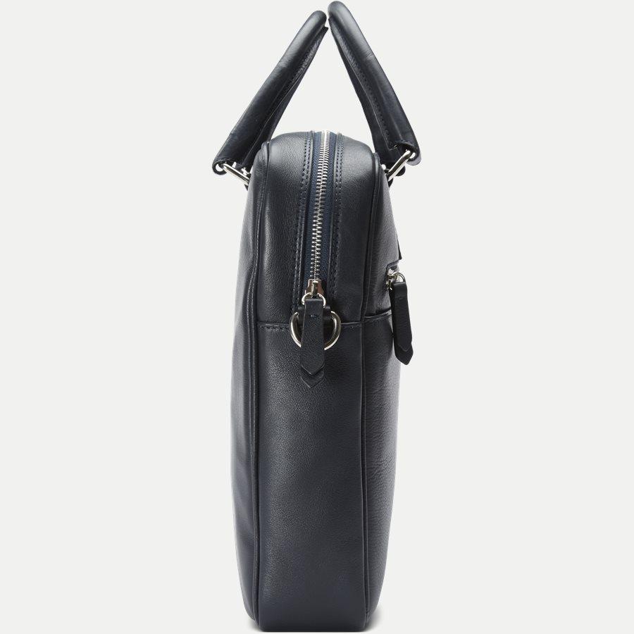 40 BUSINNESS BAG - Business Bag - Tasker - NAVY - 4