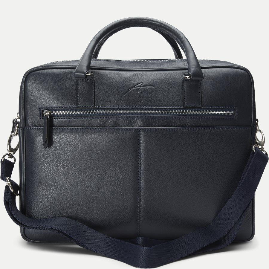 40 BUSINNESS BAG - Business Bag - Tasker - NAVY - 5