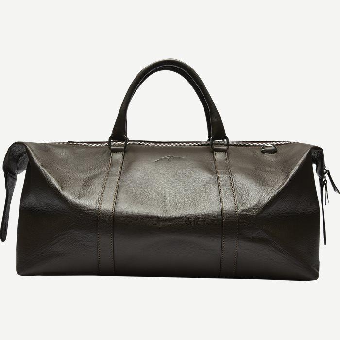 Weekend Bag - Tasker - Brun