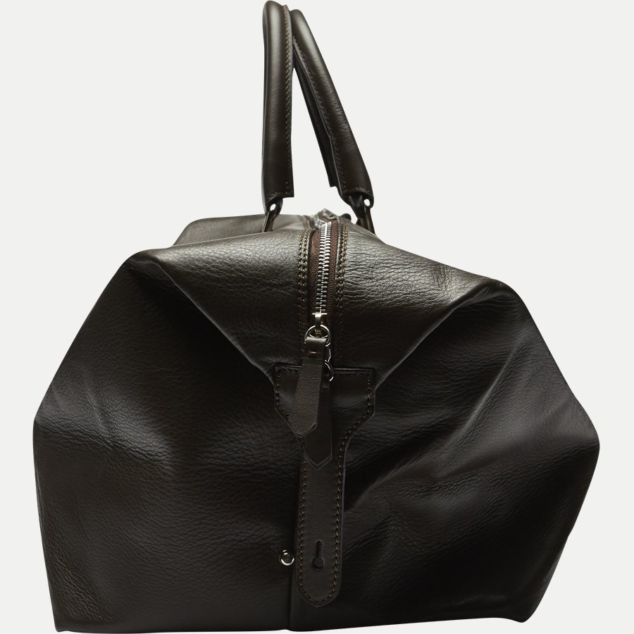 42 WEEKEND BAG - Weekend Bag - Tasker - BRUN - 2