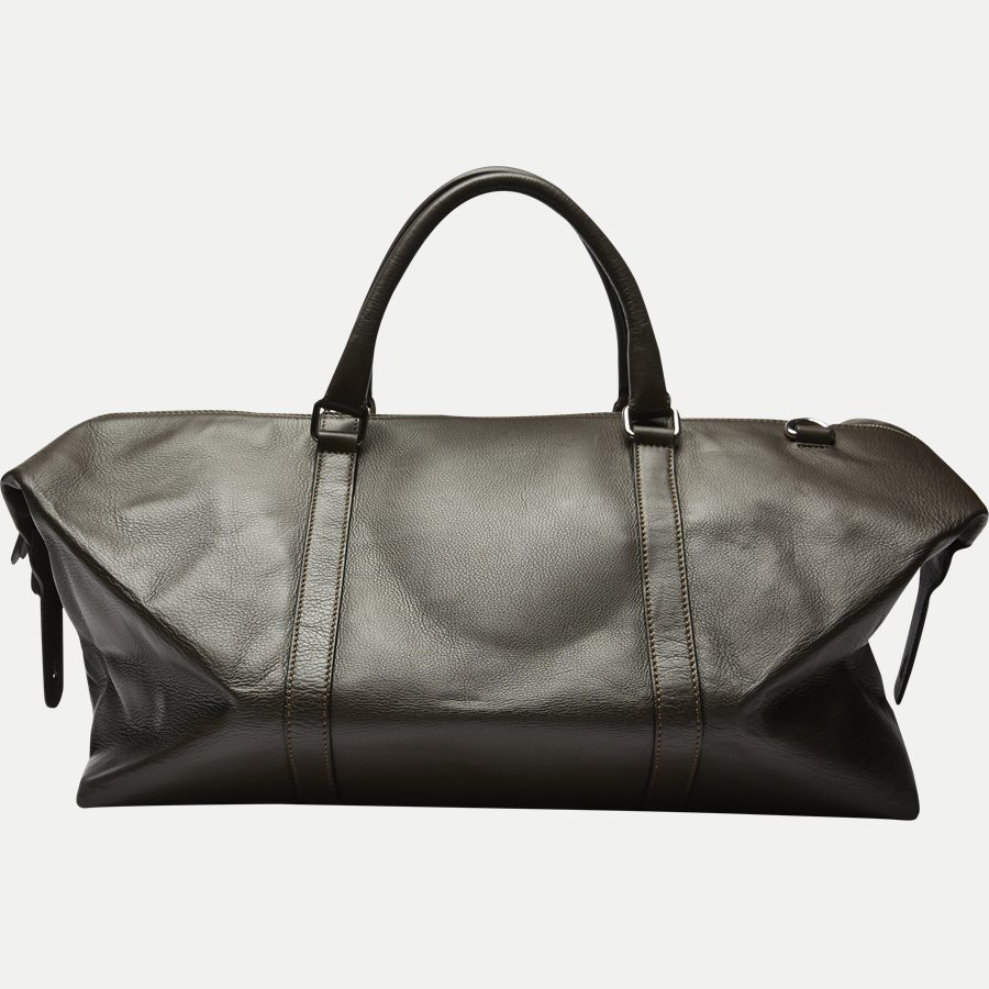 42 WEEKEND BAG - Weekend Bag - Tasker - BRUN - 3