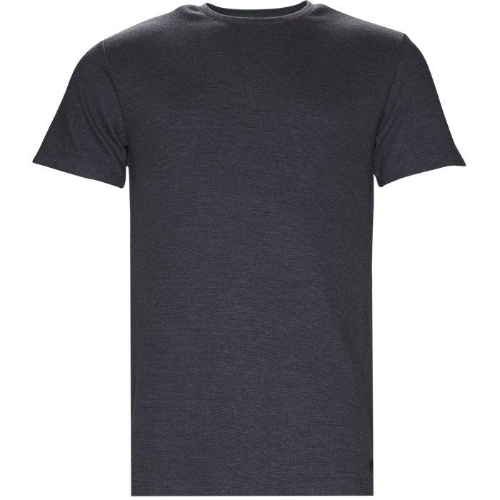 Ganger Rill - T-shirts - Regular - Denim