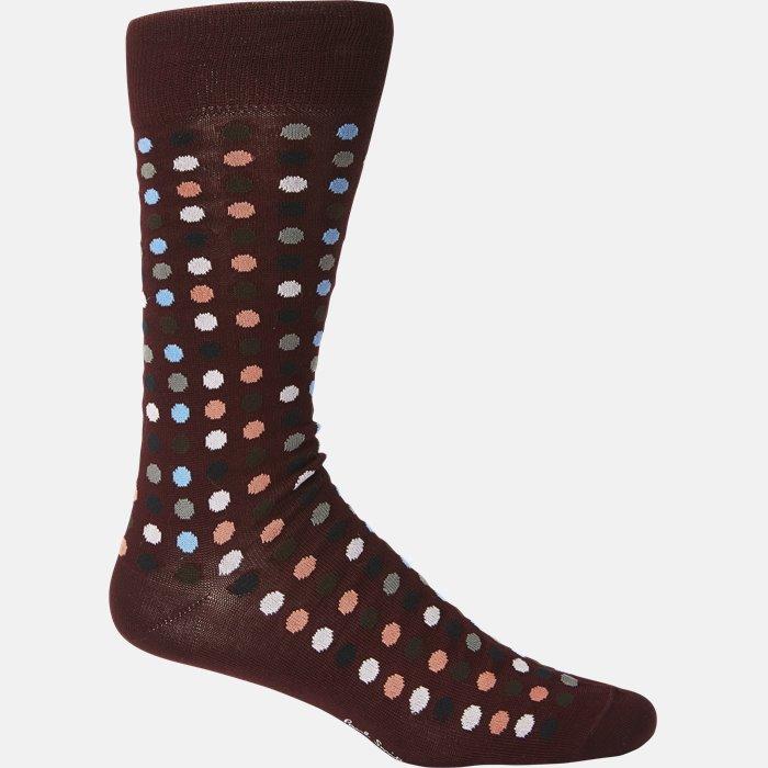 Socks - Bordeaux