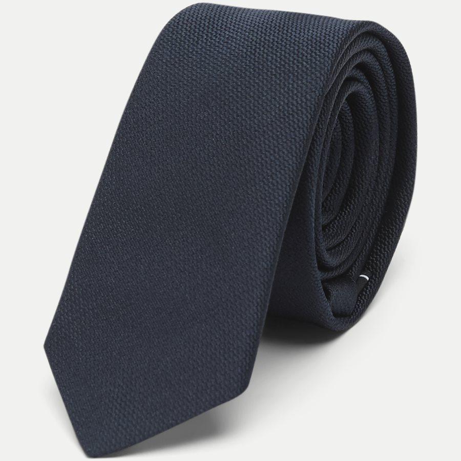 U51976 SAMUELL - Krawatten - NAVY - 1