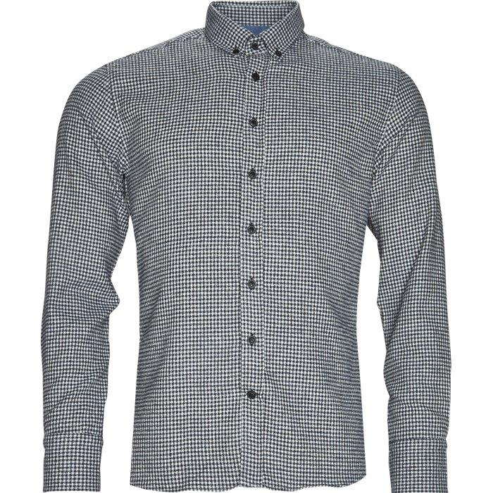 Bill Emon Skjorte - Skjorter - Regular - Blå