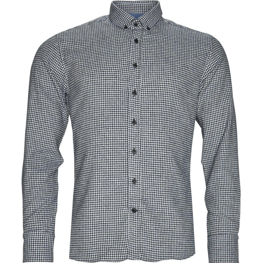 BILL EMON 14-60080 - Bill Emon Skjorte - Skjorter - Regular - NAVY - 1