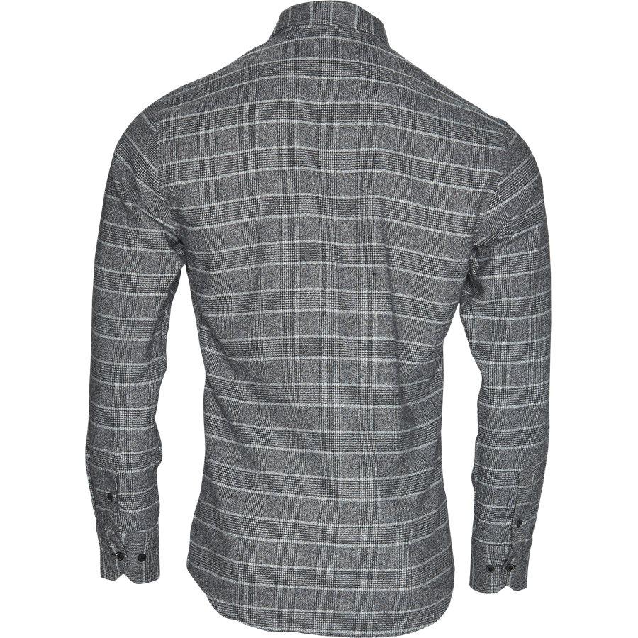 BEN EMON 14-60081 - Ben Emon Skjorte - Skjorter - Regular - GRÅ - 2