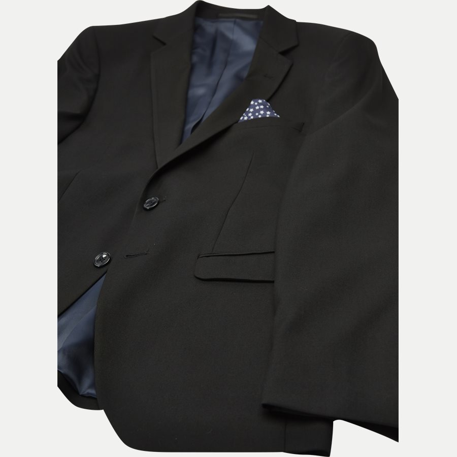 WARD-MG NEW - Ward Blazer - Blazer - Slim - SORT - 6
