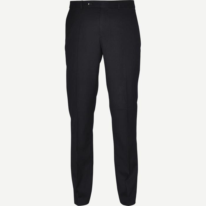Jones New Bukser - Bukser - Regular - Blå