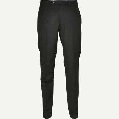 Jones New Bukser Regular | Jones New Bukser | Sort