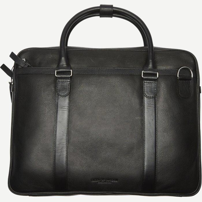 Marquet Briefcase - Tasker - Sort