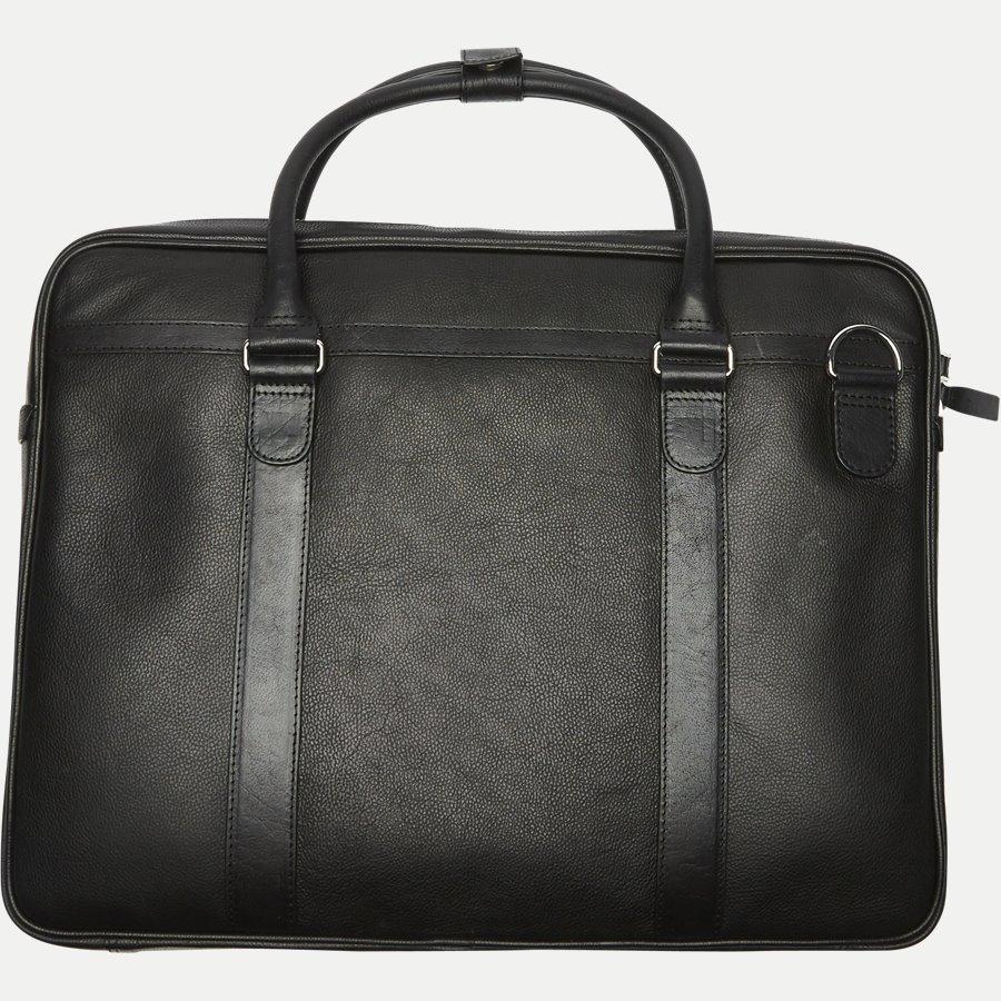 U622160162 MARQUET - Marquet Briefcase - Tasker - BLACK - 2