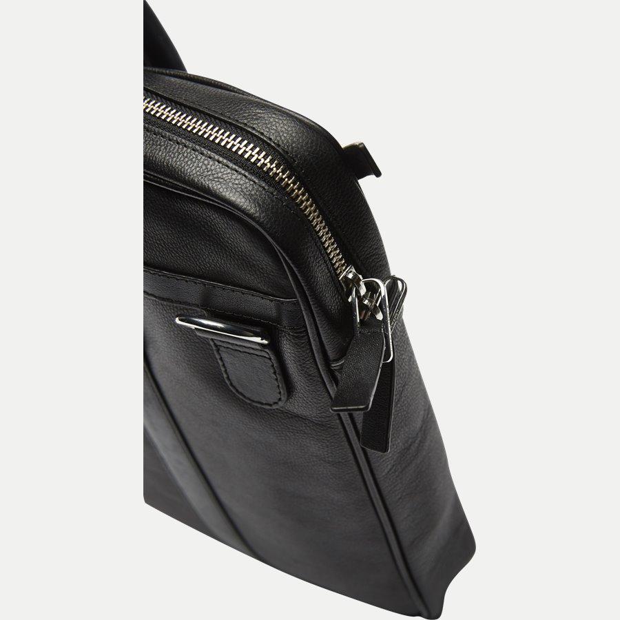 U622160162 MARQUET - Marquet Briefcase - Tasker - BLACK - 3
