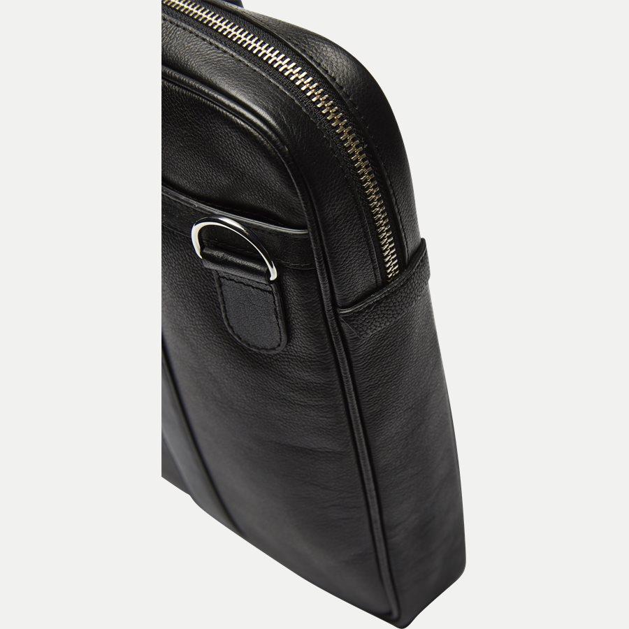 U622160162 MARQUET - Marquet Briefcase - Tasker - BLACK - 4