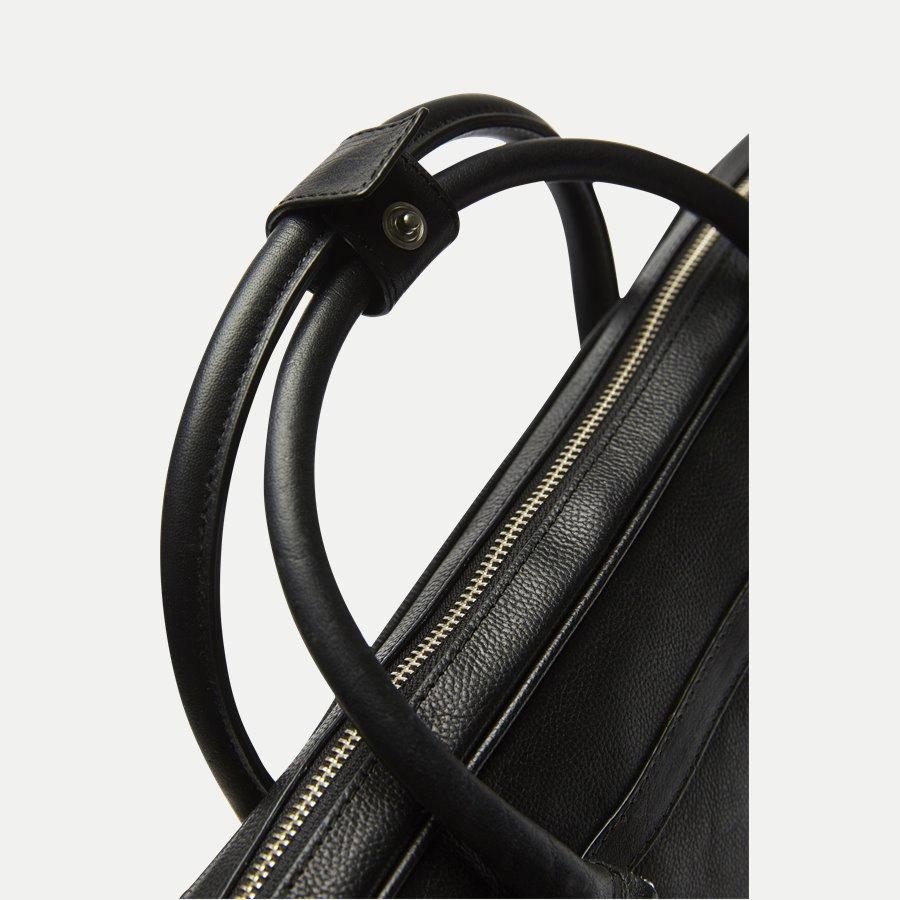 U622160162 MARQUET - Marquet Briefcase - Tasker - BLACK - 5