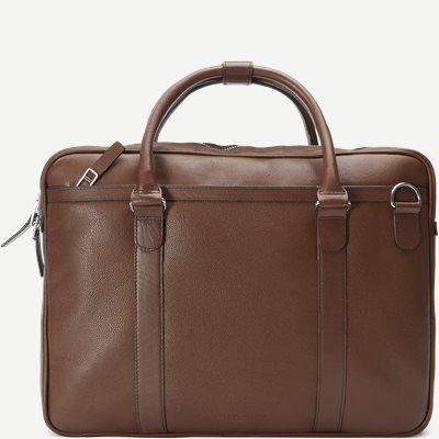 Marquet Briefcase Marquet Briefcase   Brun