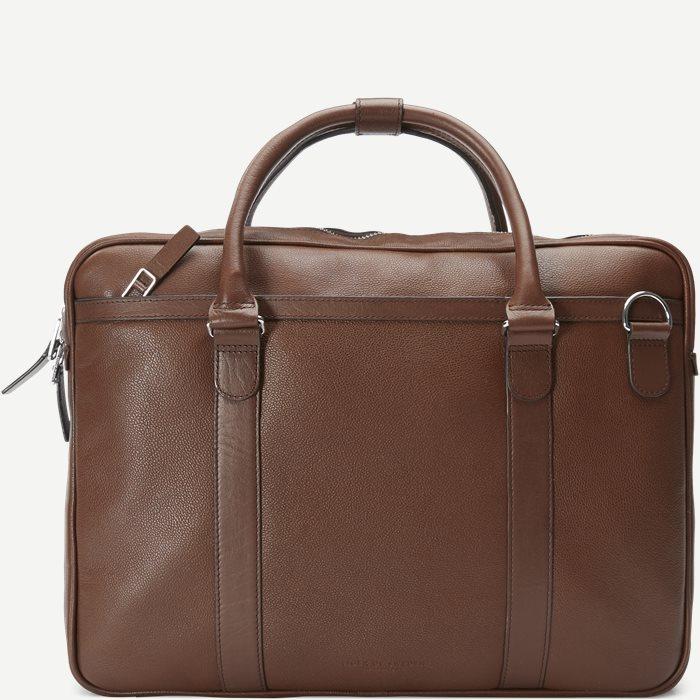Marquet Briefcase - Tasker - Brun