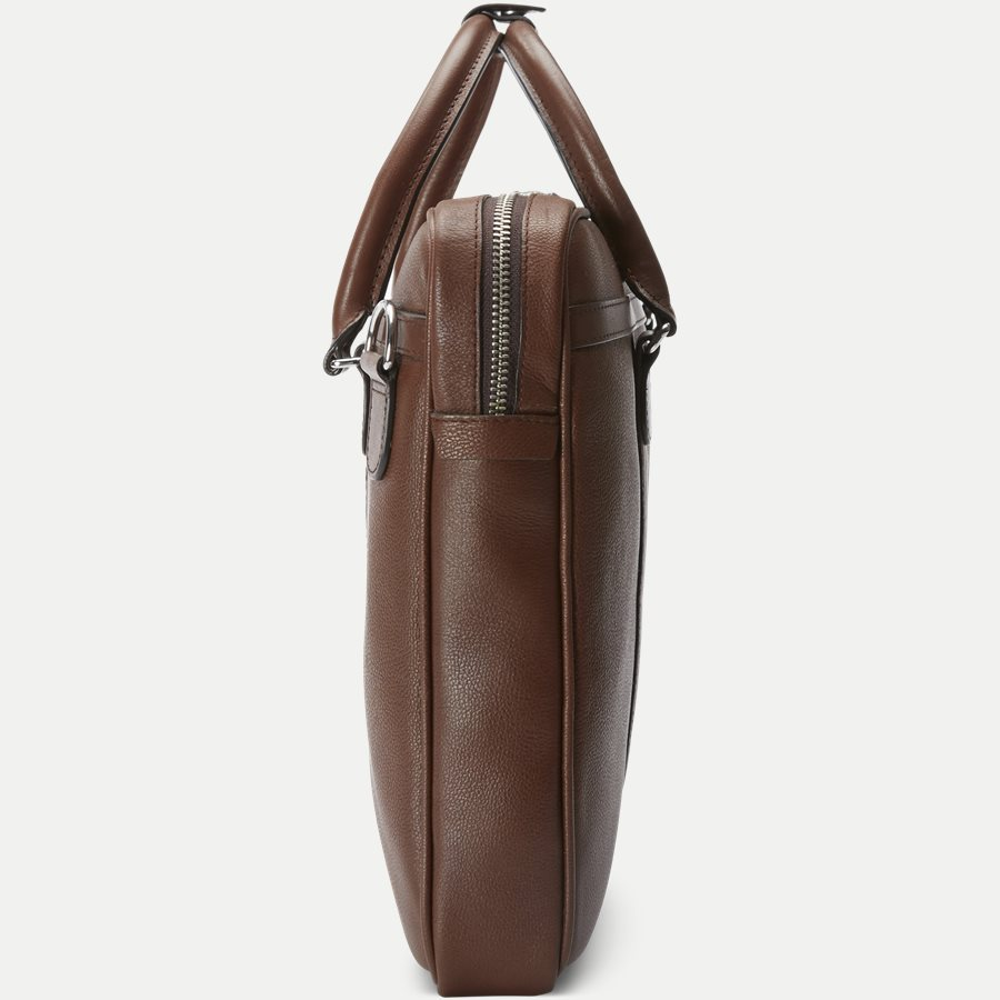 U622160162 MARQUET - Marquet Briefcase - Tasker - BRUN - 2