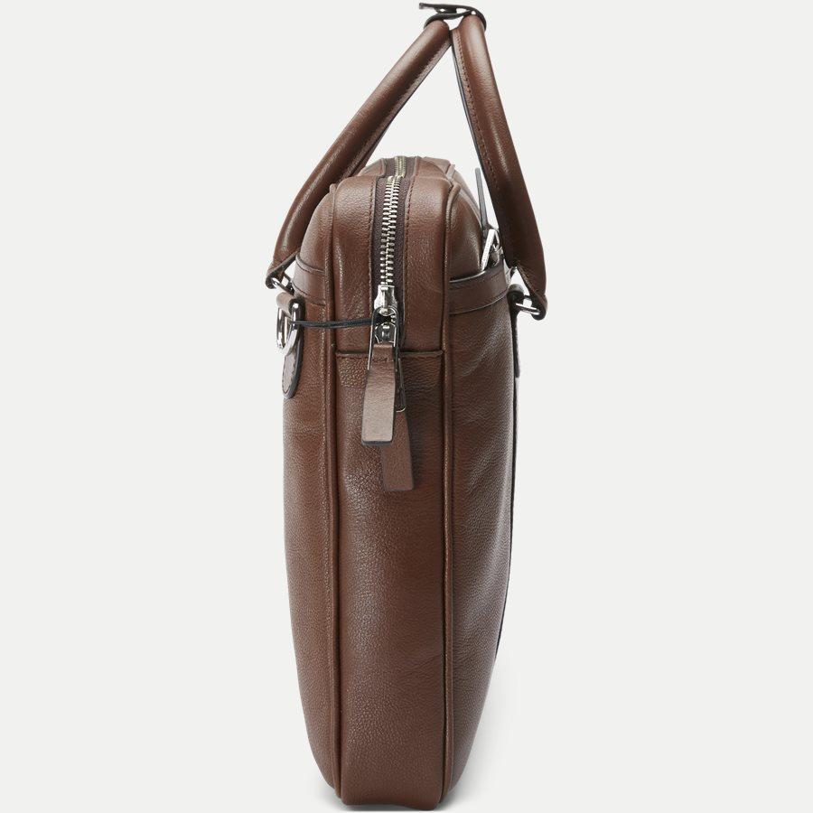 U622160162 MARQUET - Marquet Briefcase - Tasker - BRUN - 4