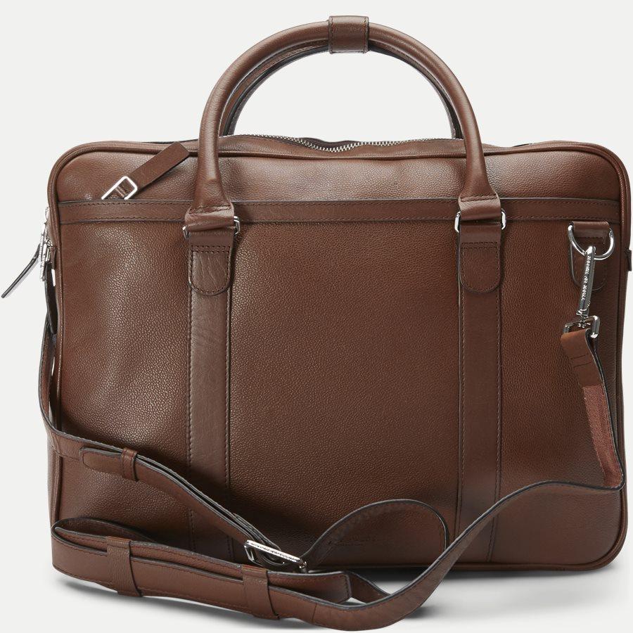 U622160162 MARQUET - Marquet Briefcase - Tasker - BRUN - 5
