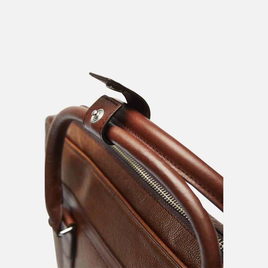 U622160162 MARQUET - Marquet Briefcase - Tasker - BRUN - 7