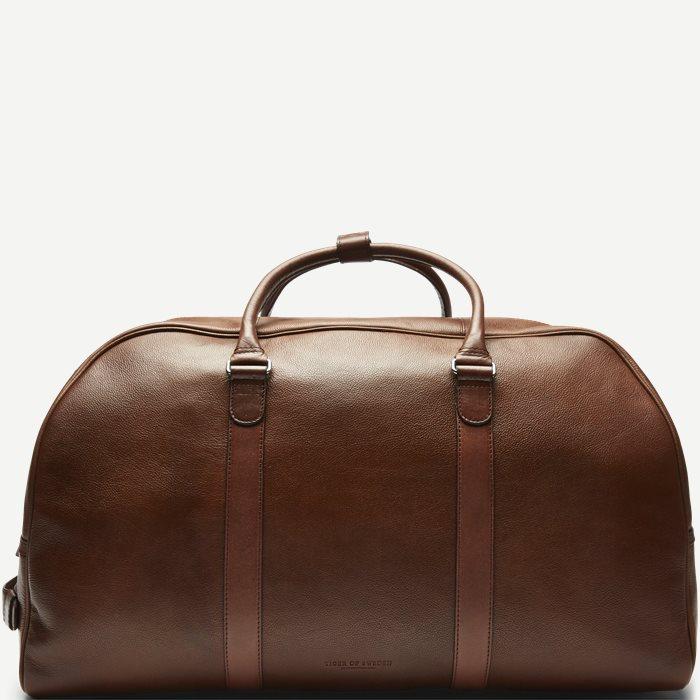 Pinchon Weekend Bag - Tasker - Brun
