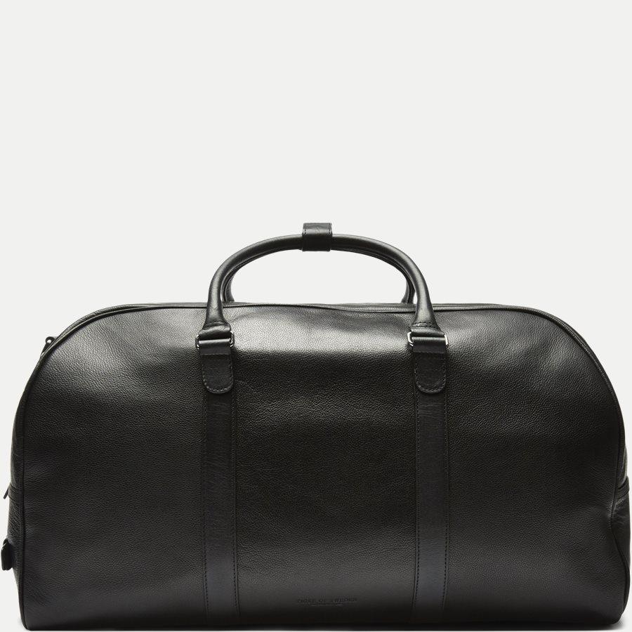 U62216031 PINCHON - Pinchon Weekend Bag - Tasker - SORT - 1