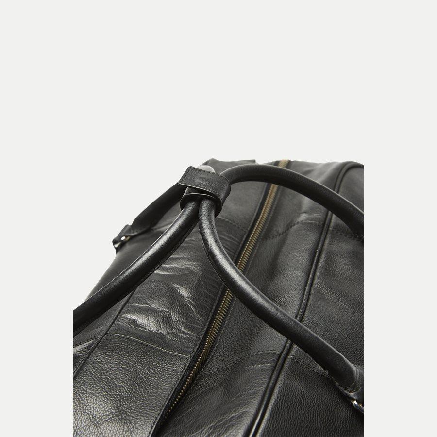 U62216031 PINCHON - Pinchon Weekend Bag - Tasker - SORT - 4