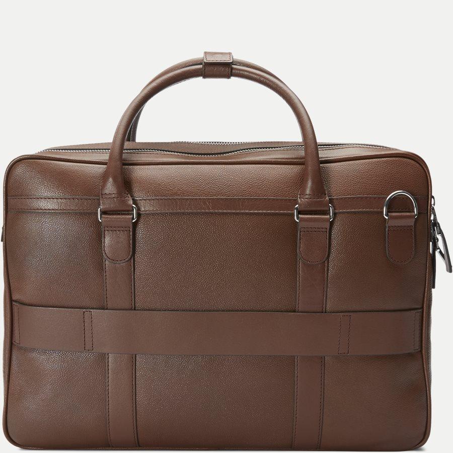 U62216033 PRINTEL - Printel Briefcase - Tasker - BRUN - 3