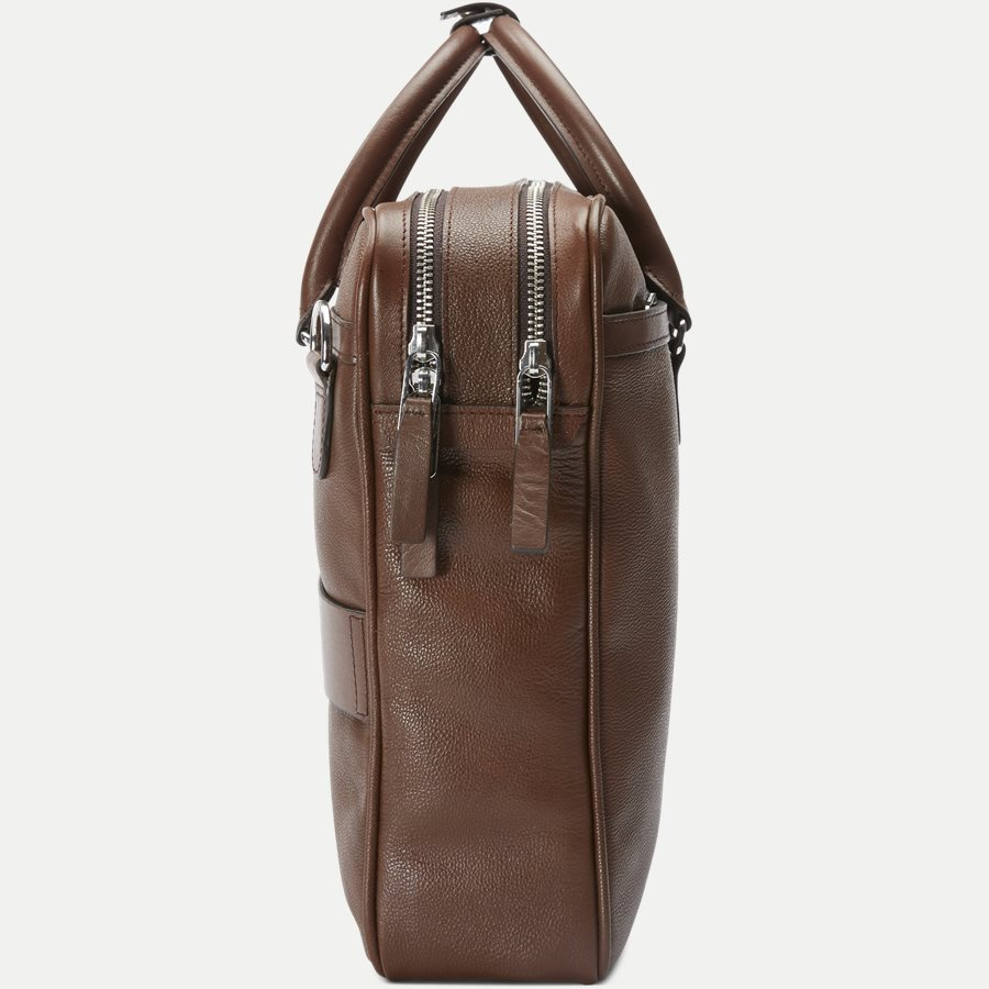 U62216033 PRINTEL - Printel Briefcase - Tasker - BRUN - 4