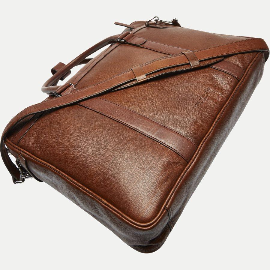 U62216033 PRINTEL - Printel Briefcase - Tasker - BRUN - 8