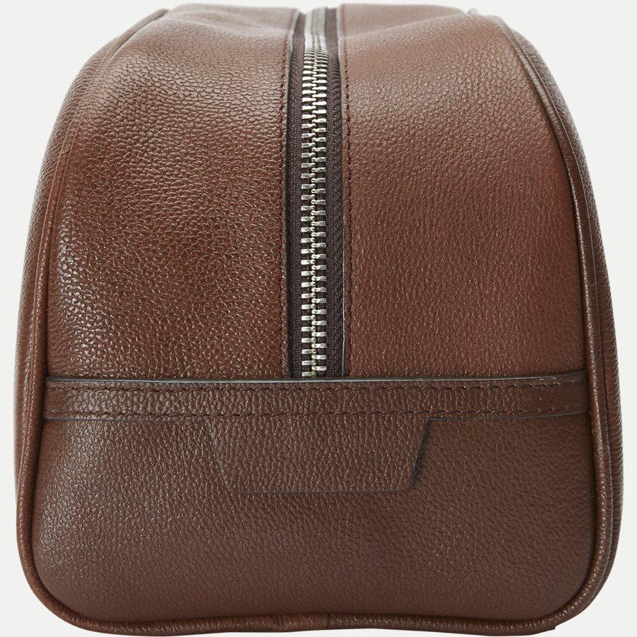 U62216035 BONARDI - Bonardi Toiletry Bag - Tasker - BRUN - 4