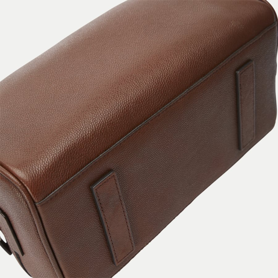 U62216035 BONARDI - Bonardi Toiletry Bag - Tasker - BRUN - 6