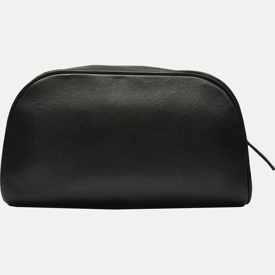 U62216035 BONARDI - Bonardi Toiletry Bag - Tasker - SORT - 2