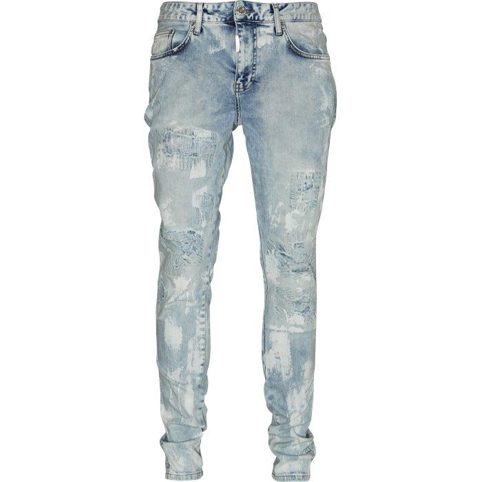 Repairer Bleach Blue - Jeans - Regular - Denim