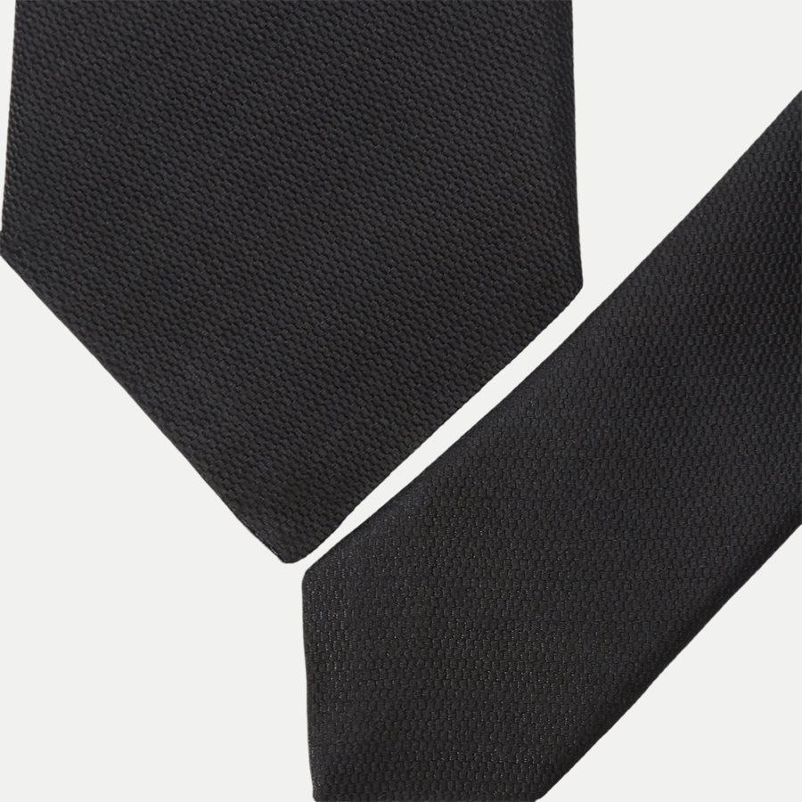 U51976033Z SAMUELL - Samuell Slips - Slips - BLACK - 1
