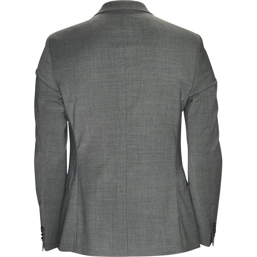 GILBERT BLAZER - Kostymer - Regular - GRÅ - 2