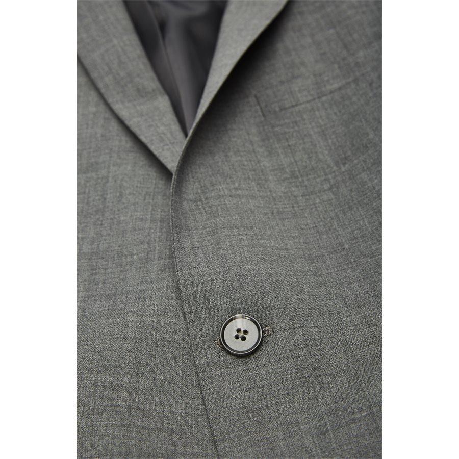 GILBERT BLAZER - Kostymer - Regular - GRÅ - 3