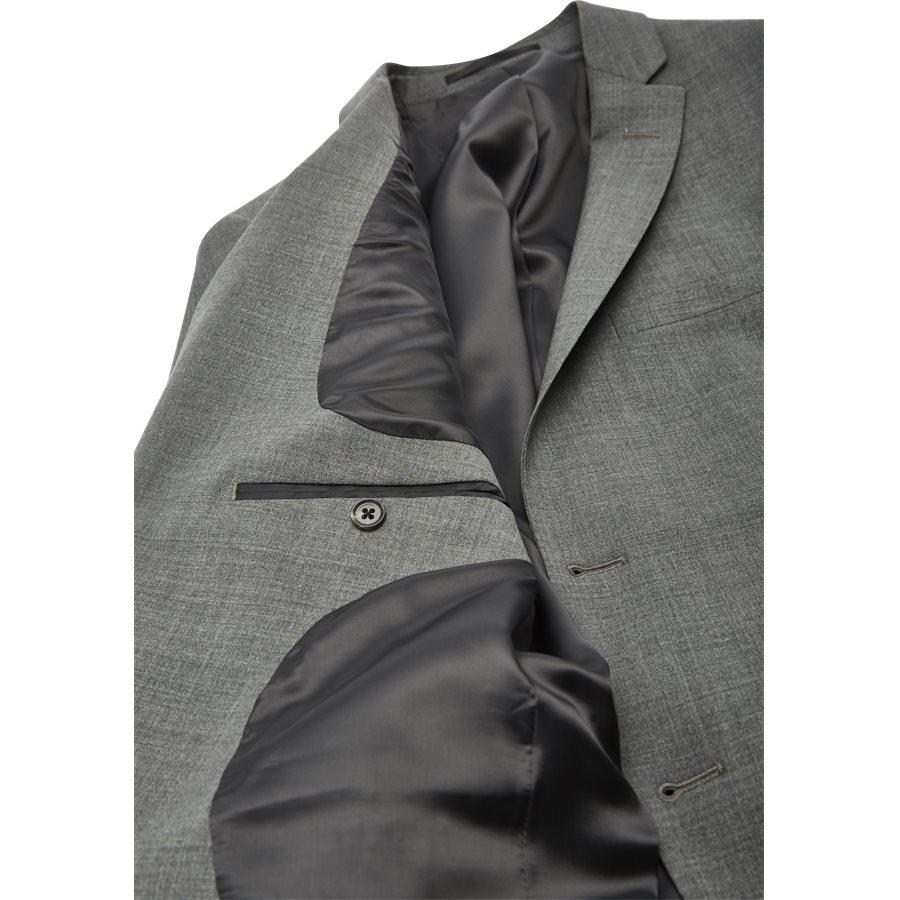 GILBERT BLAZER - Kostymer - Regular - GRÅ - 7