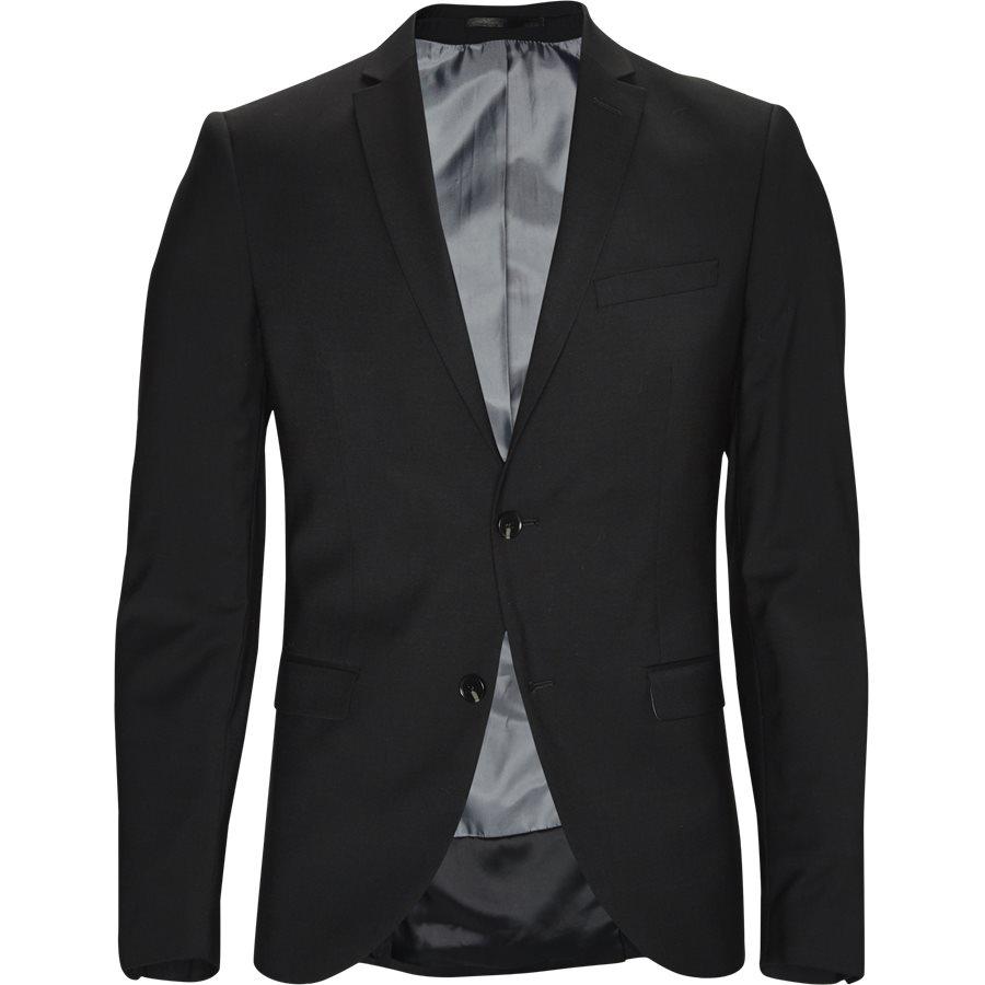 GILBERT BLAZER - Kostymer - Regular - SORT - 1