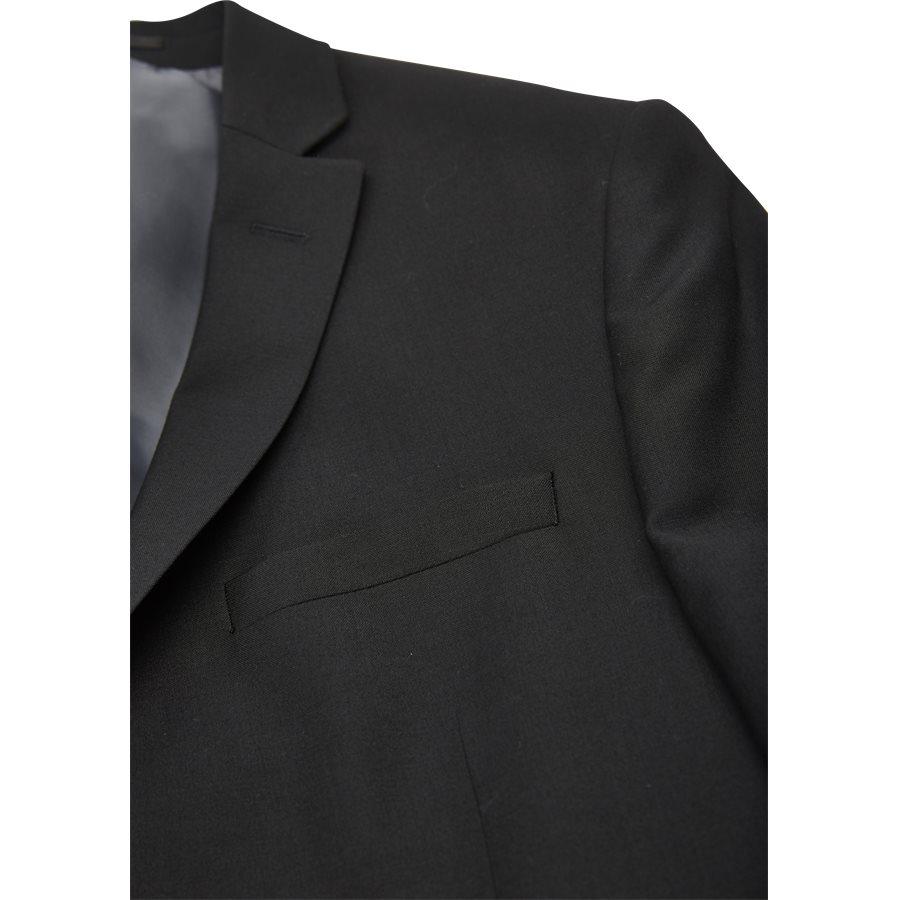 GILBERT BLAZER - Kostymer - Regular - SORT - 4
