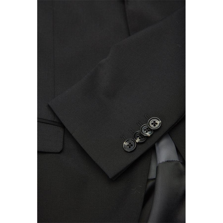 GILBERT BLAZER - Kostymer - Regular - SORT - 5