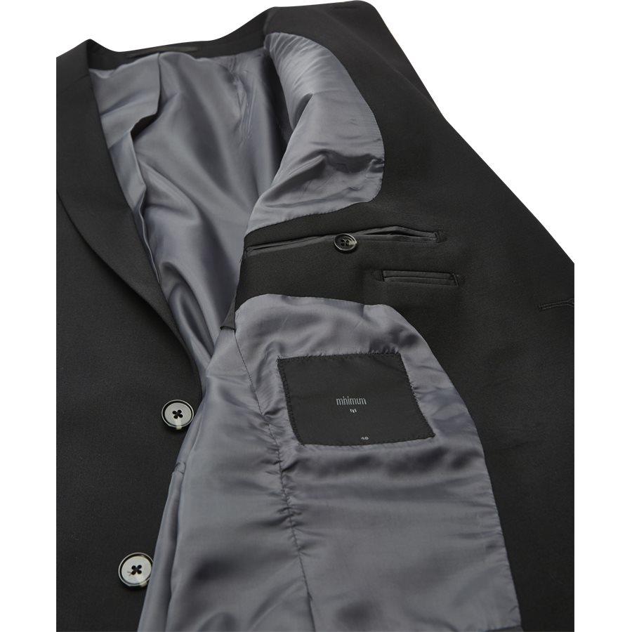 GILBERT BLAZER - Kostymer - Regular - SORT - 6
