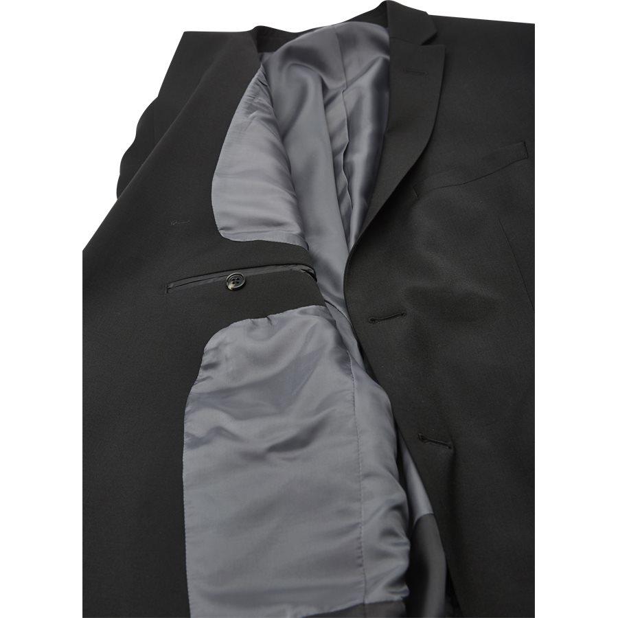 GILBERT BLAZER - Kostymer - Regular - SORT - 7