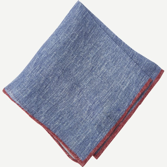 Brystklud - Accessories - Blå