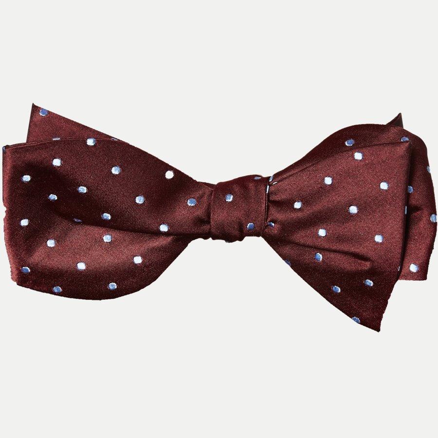 4193 BUTTERFLY - Krawatten - BDX - 1