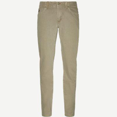 Cut 'N Sew Jeans Regular | Cut 'N Sew Jeans | Sand