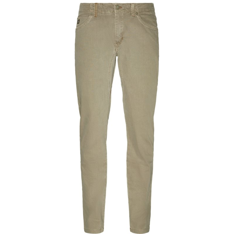 hansen & jacob Hansen & jacob - cut n sew jeans fra Edgy.dk