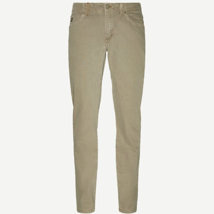 Cut 'N Sew Jeans - Jeans - Regular - Sand