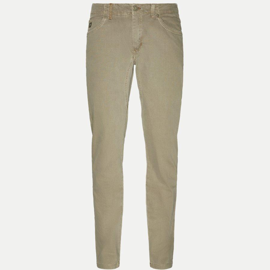 90929 5-PKT CUT 'N SEW PANTS, EAGLE - Cut 'N Sew Jeans - Jeans - Regular - SAND - 1